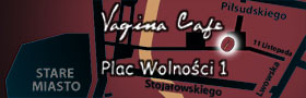 Vagina Cafe map